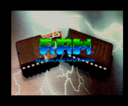 R.A.M. Logo