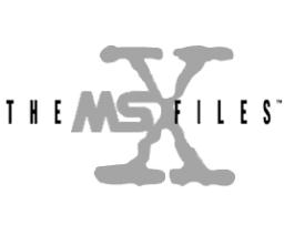 MSX Files Logo