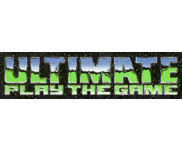 Ultimate Play The Game Logo