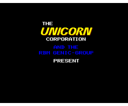 The Unicorn Corporation Logo