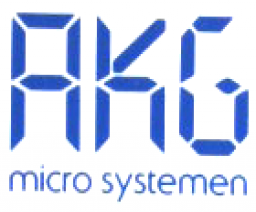 AKG micro systemen Logo