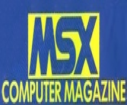 MSX Computer Magazine (IT) Logo
