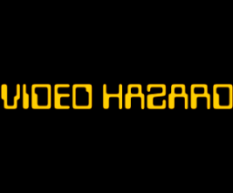 Video Hazard Logo