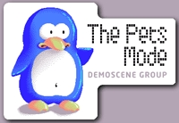 The Pets Mode Logo