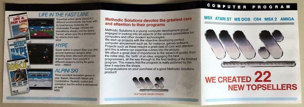 Methodic Solutions Logo