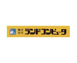 Land computer Logo