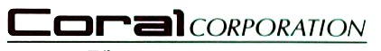 Coral Corporation Logo