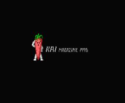 Kai Magazine Logo