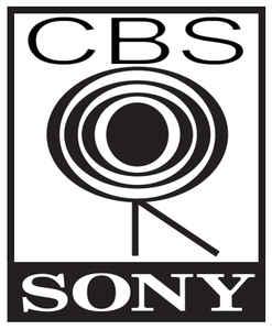 CBS/SONY Logo
