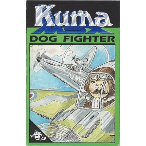 Dog Fighter (1984, MSX, Hudson Soft / Japanese Softbank)