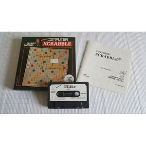 Computer Scrabble (1986, MSX, Leisure Genius)