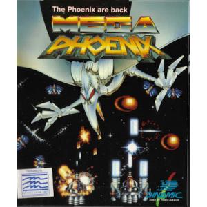 Megaphoenix (1991, MSX, Dinamic)