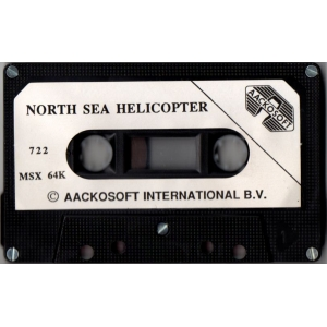 North Sea Helicopter (1985, MSX, Aackosoft)
