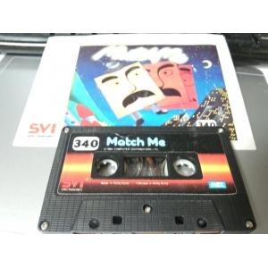 Match Me (1984, MSX, Computer Distributors LTD)