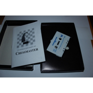 The Chessmaster 2000 (1990, MSX, The Software Toolworks)