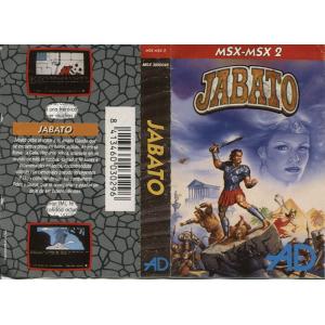 Jabato (1989, MSX, Aventuras AD)