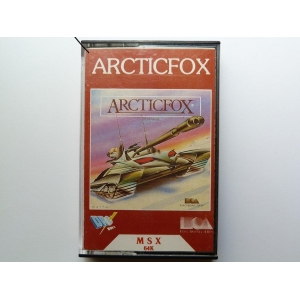 Arctic Fox (1989, MSX, Electronic Arts, Dynamix, Inc)