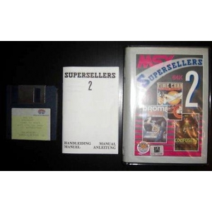 Supersellers 2 (1986, MSX, The Bytebusters)
