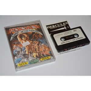 Hercules, Slayer of the Damned! (1988, MSX, Gremlin Graphics)