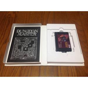 Dungeon Master (1986, MSX, Eiichi Saida)