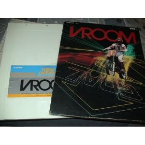 VROOM - Motorcycle Race (1985, MSX, Victor Co. of Japan (JVC))