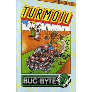 Turmoil (1986, MSX, Bug-Byte Software)