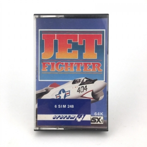Jet Fighter (1985, MSX, Aackosoft)