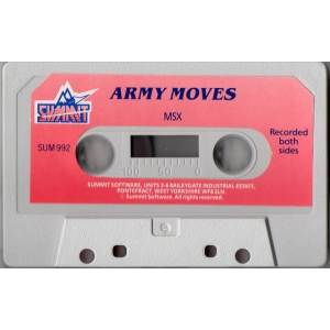 Army Moves (1987, MSX, Dinamic)