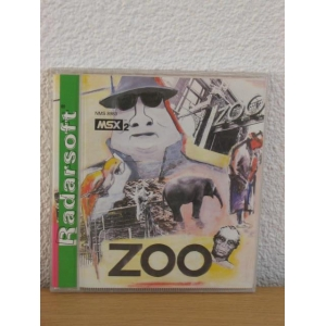 Zoo (Icon-venture) (1987, MSX2, Radarsoft)