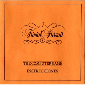 Trivial Pursuit (1986, MSX, Domark)