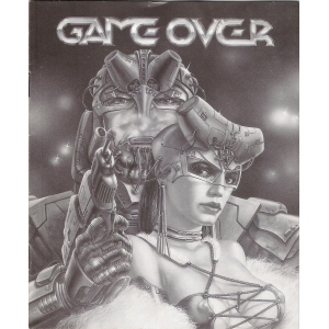 Special Double Edition: Game Over / Game Over II (1988, MSX, Dinamic)