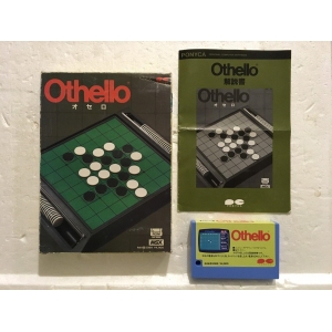 Othello (1985, MSX, Pony Canyon)