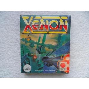 Xenon (1988, MSX, The Bitmap Brothers)