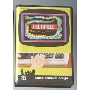 Multipiede (MSX, Sound Acustical Design)