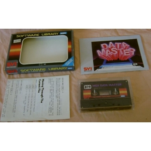 Data Master (MSX, Spectravideo (SVI))