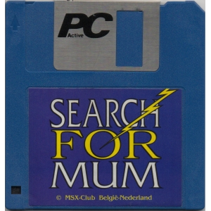 Search For Mum (1991, MSX, Triple Soft)