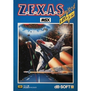 Zexas Limited (1985, MSX, dB-SOFT)