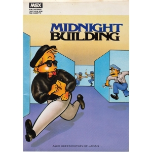Midnight Building (1983, MSX, Way Limit Corporation)