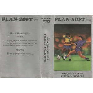 Special Edition 4 (MSX, Plan-Soft)