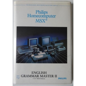 English Grammer Master II (MSX, Data Beutner)