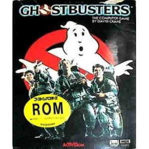 Ghostbusters (1984, MSX, Activision)