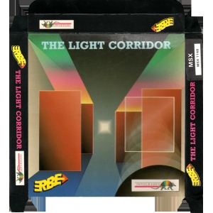 The Light Corridor (1990, MSX, Infogrames)