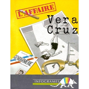 The Vera Cruz Affair (1986, MSX, Infogrames)