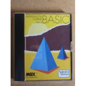Initiation au Basic Volume 2 (MSX, Vifi International)
