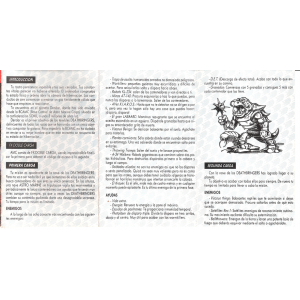 Astro Marine Corps (1989, MSX, MSX2, Dinamic)
