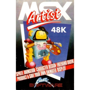 MSX Artist (1986, MSX, Electric Software)