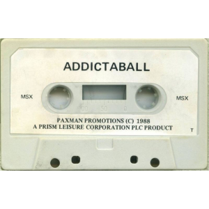 Addicta Ball (1987, MSX, Alligata)