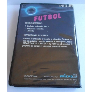Fútbol (1985, MSX, Indescomp)