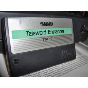 Teleword (1986, MSX, ENG Systems Laboratories)