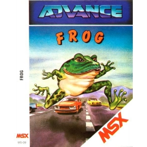Frog (1985, MSX, Ace Software S.A.)